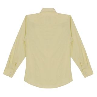 پیراهن پسرانه پوپلین آستین بلند