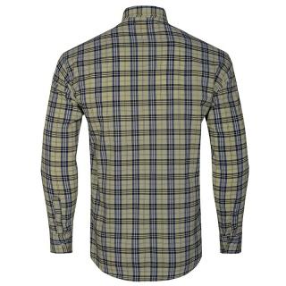 پیراهن چهارخانه درشت مردانه