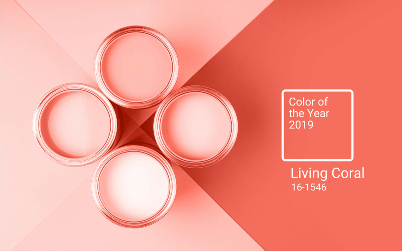 انتخاب رنگ سال 2019، برای صخره های مرجانی
