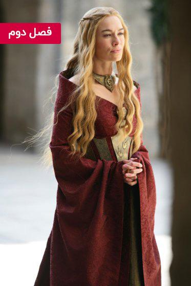 """نشان قدرت در شخصت های زن سریال """"Game of Thrones"""""""