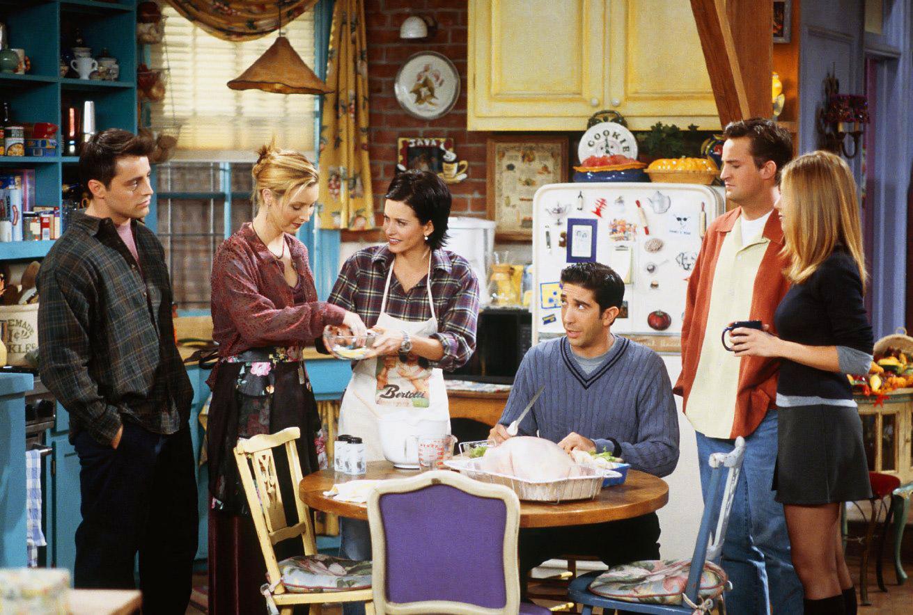 """دبرا مکگوئر از سریال """"Friends"""" می گوید"""