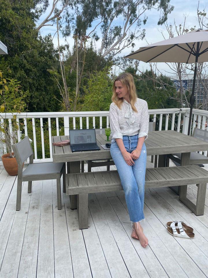 شرکت Goop به ما نشان می دهد چطور در خانه کار کنیم